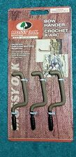 Mossy Oak Hunting Bow Hanger 3-pack  MO-BH3PK