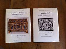 Skulpturen, Email, Goldschmiede- und Metallarbeiten. Europäische Mittelalter. 2