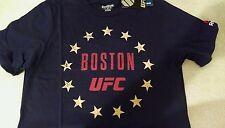 Reebok Boston UFC T-shirt - Size Large