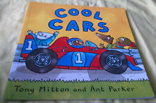 Tony Mitton - Cool Cars