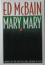 Mary, Mary by Ed McBain Hardcover w/ dust jacket - NEW