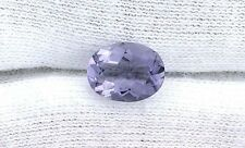 10x8 10mm x 8mm Oval Natural Madagascar Iolite Gem Stone Gemstone EBS2079