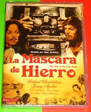 LA MASCARA DE HIERRO / THE MAN IN THE IRON MASK Mike Newell ENGLISH ESPAÑOL - Pr