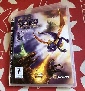 SPYRO LA FUERZA DEL DRAGON PS3 Pal España