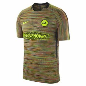Nike X EA Sports Fifa 19 Aeroswift Strike Training Shirt Top Size M 882238 891