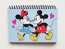 Disney Mickey & Minnie Mouse Retro Mickey & Minnie Autograph Book