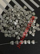 PJ0376 30pc Retro Tibetan Silver  ( love heart ) Jewelry Accessories wholesale