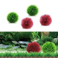 Marimo Ball Aquarium Aquatic Plants Fish Shrimp Tank Decors.STYLE Pe E8R4