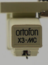 ORTOFON X3-MC MAGNETIC PHONO CARTRIDGE AND STYLUS - FULLY TESTED