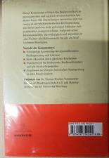 Strafgesetzbuch von Thomas Fischer (Gebundene Ausgabe) NEU 2021 Auflage 68