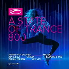 Various Artists - State Of Trance 800 / Various [New CD] Holland - Import
