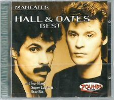 Hall, Daryl & John Oates Maneater (BEST) Zounds CD NUOVO OVP SEALED