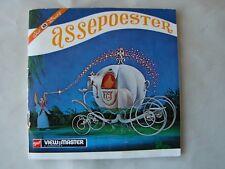 Assepoester  ,view-master 3 reels   B  318  N
