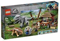 LEGO Jurassic World 75941 - Indominus Rex contro Ankylosaurus NUOVO