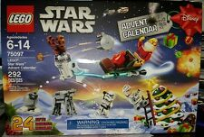 Lego Star Wars Advent Calendar 75097 New & Sealed!!  292 pcs Christmas Holiday