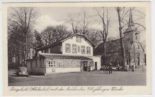 Ansichtskarte Hamburg  Bergstedt Alstertal  Gasthaus Otto Rose  1956