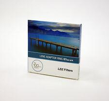 Lee Filters 67mm Gran Angular Adaptador Para Fundación Kit.