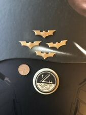 Hot Toys Batman Begins Quarter Scale QS009 Batarang x 4 loose 1/4 scale