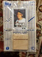 Topps Collectable 1983 Topps Porcelain 1952 Willie Mays Stand Sealed Numbered