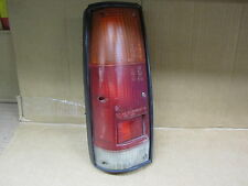 ISUZU TROOPER 87-91 1987-1991 TAIL LIGHT w/ BLACK BEZEL DRIVER LH LEFT OEM