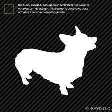 (2x) Pembroke Welsh Corgi Sticker Die Cut Decal Self Adhesive Vinyl dog canine p