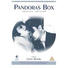 Pandora's Box: Special Edition - DVD NEW & SEALED - Louise Brooks, Franz Lederer