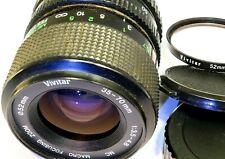 Vivitar 35-70mm f3.5-4.8 Manual focus lens for Pentax K K1000 (w/ issues)