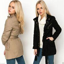 Zip Cotton Outdoor Coats & Jackets for Women