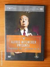 DVD ALFRED HITCHCOCK PRESENTA - TEMPORADA DOS - EPISODIOS 76-78 - CAJA SLIM (I3)