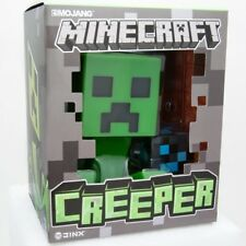 Officially Licensed Jinx J!nx Mojang Minecraft Creeper Figure with Diamond Ore!!