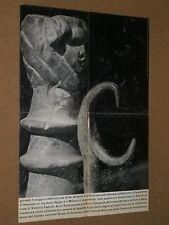 LEONARDO SCIASCIA - ARNO HAMMACHER - RARA AFFICHE GALLERIA IL SESTANTE - 1966