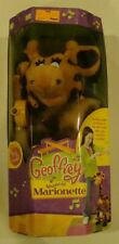 2002 Toys R Us Geoffrey Musical Marionette..FACTORY SEALED..STILL WORKS..