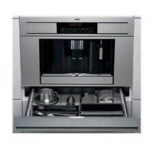 * AEG PKD6070M Einbau Edelstahl Zubehör-Schublade für Kaffeevollautomat PE8039