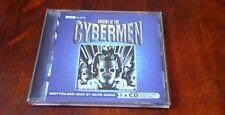 DAVID BANKS ORIGINS OF THE CYBERMEN LTD UK AUDIO BOOK CD TIN 2004 DOCTOR WHO