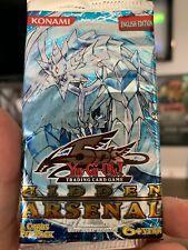 YuGiOh - Hidden Arsenal 1 HA01 Booster Pack - Untampered