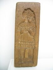 Museales uraltes Holzmodel Backmodel Springerlesmodel frühbarock um 1720 - 1750