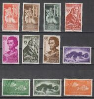 Sahara (Spain) - Year 1953 New Complete MNH Spain - Edifil 101/11