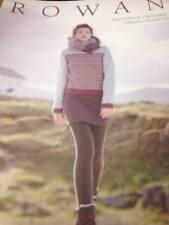 ROWAN NEW Magazine 60 knitting pattern book -