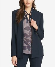 TOMMY HILFIGER LUXE Open Front Jacket Blazer Size 10/ 14 AU $199 Current Season!