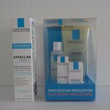 La Roche Posay Effaclar Duo [+]  40m +MICELLAIRE WATER,CICAPLAST LIPIKAR