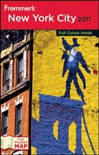 Frommer's New York City 2011 (Frommer?s Color C... by Goodman, Richard Paperback