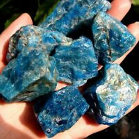 Natural Apatite Amazonite Crystal Rough Stone Mineral Specimen Healing Gemstone
