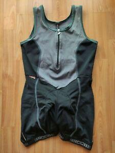 Assos FI.Lady women's Sleeveless Cycling skinsuit / Triathlonsuit Size: M