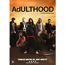 Adulthood NEW PAL Arthouse DVD Noel Clarke Scarlett Alice Johnson Adam Deacon