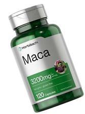 Maca Root Capsules 3200 Mg   120 Pills   Peruvian Maca Extract For Men And Women