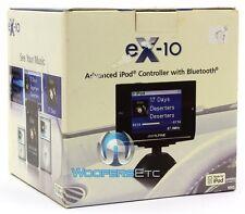 ALPINE EX-10 UNIVERSAL IPOD HANDSFREE BLUETOOTH SPEAKER CAR KIT FM TRANSMITTER