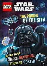 LEGO® Star Wars: The Power of the Sith (Sticker Poster Book), , New Book