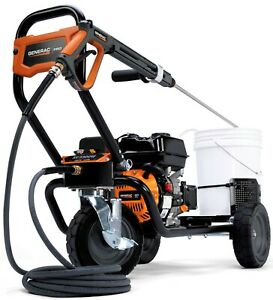 Generac 8870 - 3300 PSI Commercial 3.0GPM Power Washer, 49-State/CSA
