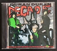 DURAN DURAN 'Decade' 1989 CD album