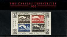 2005 ROYAL MAIL GB Presentation Pack #69: 'Castle Definitives 1955'